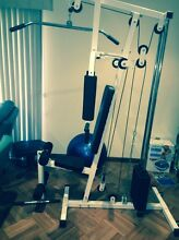 Home gym Shelley Canning Area Preview