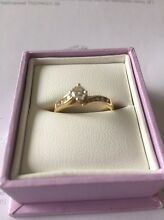 Engagement ring Elermore Vale Newcastle Area Preview