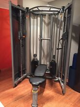 Torque F7 Foldaway home gym multi station cable crossover Birchgrove Leichhardt Area Preview