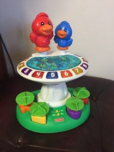 Fisher Price Bird Bath Toy - Baby to Toddler Chermside Brisbane North East Preview