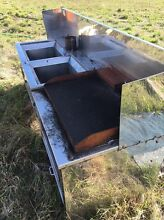 Deep fryer grilling unit Howrah Clarence Area Preview