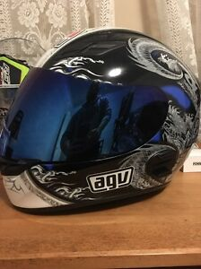 "Agv ""creature"" helmet Cranebrook Penrith Area Preview"