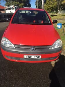Holden Barina sxi 2003 Hatchback Merrylands Parramatta Area Preview
