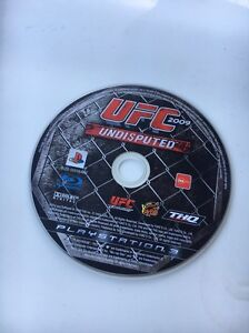 UFC undisputed for PS3 game Leanyer Darwin City Preview
