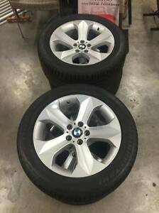 "19"" Genuine BMW X6 Wheels and Tyres South Melbourne Port Phillip Preview"