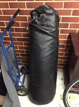 Hanging Punching bag Bayswater Bayswater Area Preview