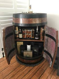 Wine Barrel Furniture Hunter Valley- Delivery for 4 wks xmas 2017