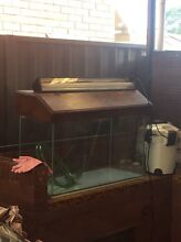 3ft tank with light, FREE accessories with purchase! Leichhardt Leichhardt Area Preview