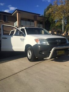 Toyota Hilux Old Guildford Fairfield Area Preview