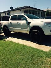 Xlt 2014 ford ranger Budgewoi Wyong Area Preview