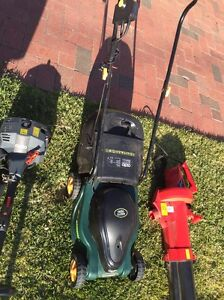 Whipper snipper mower blower Padbury Joondalup Area Preview