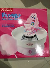 Sunbeam Flossy- Fairy Floss Maker Mile End West Torrens Area Preview