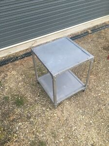 Metal Side Table Gnarwarre Surf Coast Preview