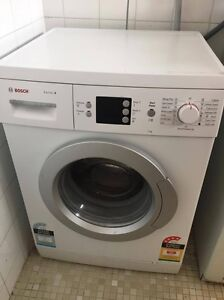 BOSCH Serie | 4 Front Load Washing Machine Kingsville Maribyrnong Area Preview