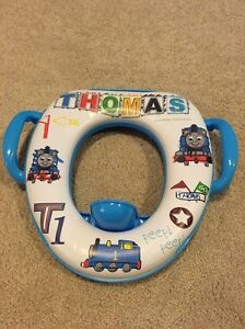 Brand New Thomas The Tank Engine Soft toilet seat Breakfast Point Canada Bay Area Preview