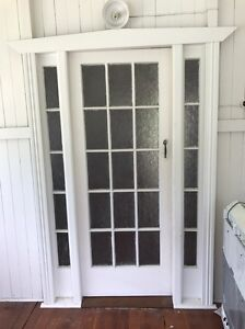 Colonial Front Door Lutwyche Brisbane North East Preview
