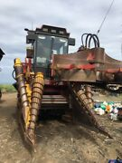 Harvester contract and equipment. Eton Mackay Surrounds Preview