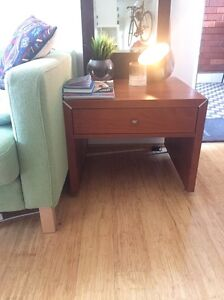 Coffee Table / Cabinet - Solid Wood Marrickville Marrickville Area Preview
