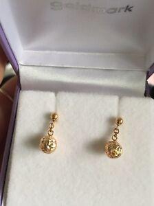 Rose gold earrings Mundijong Serpentine Area Preview