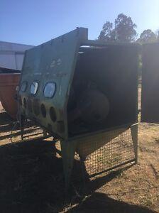 Large sandblasting unit Laidley Lockyer Valley Preview
