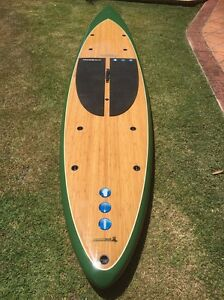 12'6 BAMBOO TAHOE WOODY SUP Thornlands Redland Area Preview