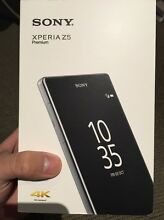 BRAND NEW SONY Xperia Z5 Pemium City North Canberra Preview