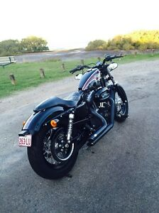 Harley Davidson forty eight 2014 Cleveland Redland Area Preview