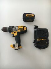 FOR SALE DEWALT 3 SPEED HAMMERDRILL C/W CHARGER AND BATTERY Atwell Cockburn Area Preview