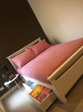 Double Bed Suite with Sealy Mattress, bedside table & lamp! Maribyrnong Maribyrnong Area Preview