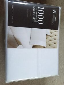 BRAND NEW king size sheet set Chatswood West Willoughby Area Preview