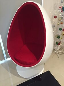 As new original designer egg chair Northgate Port Adelaide Area Preview