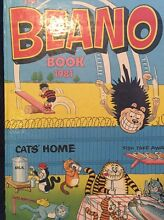 Beano vintage 1980's comic Murrumba Downs Pine Rivers Area Preview