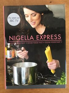 Nigella Express. Good Food Fast. Recipe book Mosman Park Cottesloe Area Preview