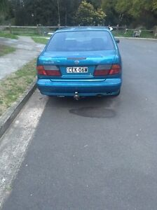Nissan pulsar 1997 modelmanual Old Toongabbie Parramatta Area Preview