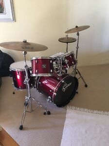 Gretsch Blackhawk classic drum kit Port Kennedy Rockingham Area Preview