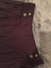 Dark plum/grey Valley Girl pants FOR SALE Coorparoo Brisbane South East Preview