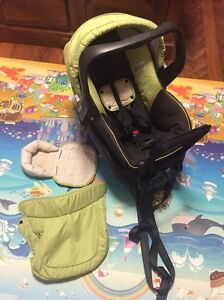 Steelcraft Infant Carrier / Capsule Car Seat - Forest Green Chermside Brisbane North East Preview