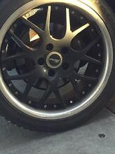 "18"" 5x114.3 pdw wheels Tea Tree Gully Tea Tree Gully Area Preview"
