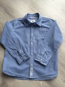 Boy's checked shirt from Country Road Lynbrook Casey Area Preview