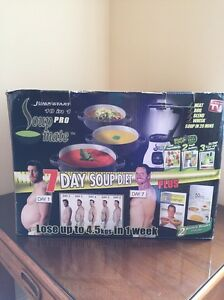 Soup Mate Pro Blender/Soup Maker Woodbine Campbelltown Area Preview