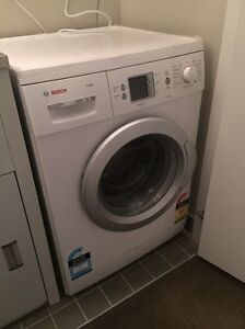 Bosch Washing Machine Lane Cove North Lane Cove Area Preview