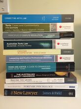 QUT Law and Justice Textbooks Ocean View Pine Rivers Area Preview