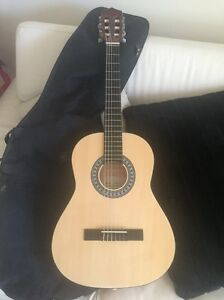 guitar and case Wilsonton Toowoomba City Preview
