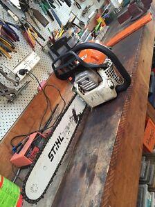 Sthil MS311 chainsaw Railton Kentish Area Preview