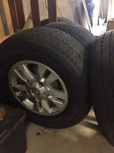 Tires and rims for sale Atherton Tablelands Preview