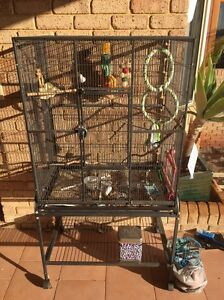 Large bird cage Rossmoyne Canning Area Preview