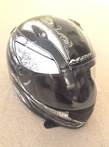 Motorcycle Helmet: small M2R helmet Fisher Weston Creek Preview