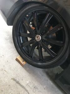 20inch 5x114.3  rims Campbelltown Campbelltown Area Preview