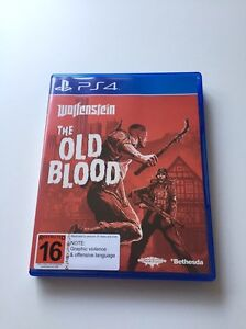 ps4 wolfenstein the old blood. Sydney City Inner Sydney Preview