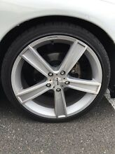 MOMO STRIKE HOLDEN COMMODORE 19x8 wheels rims HSV SS v8 v6 Taylors Lakes Brimbank Area Preview